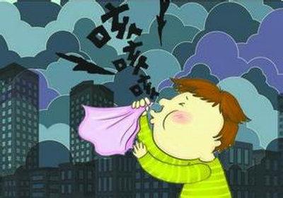 小儿咳嗽图片
