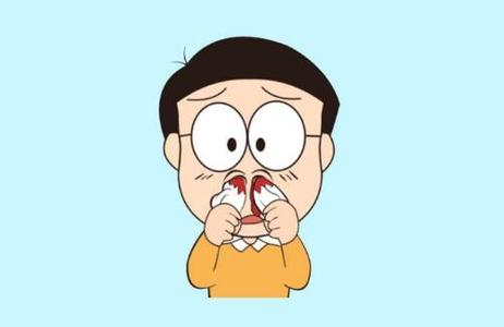 小儿鼻出血